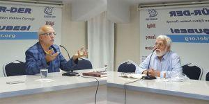 Tatvan Özgür-Der Şeyho Duman ile Hamza Türkmen'i Ağırladı