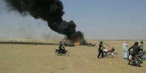 IŞİD: Suriye'de Rusya'ya Ait Bir Helikopter Düşürdük