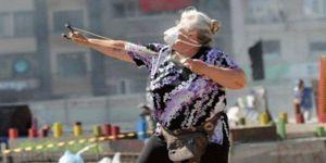 'Gezi'nin Sapanlı Teyzesi' Emine Cansever DHKP/C Üyeliğinden Tutuklandı