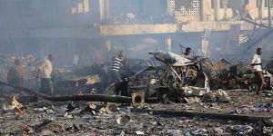Somali'nin Başkenti Mogadişu'da Bombalı Saldırı: 23 Ölü