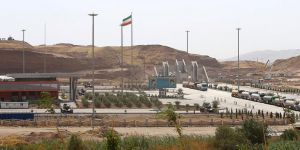 İran, Irak Kürdistanıyla Sınır Kapılarından Birini Kapattı