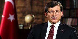 Davutoğlu: Afrin Harekâtı Kürtlere Karşı Yapılmıyor