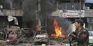 Pakistan'da Bombalı Saldırı: En Az 7 Polis Öldü