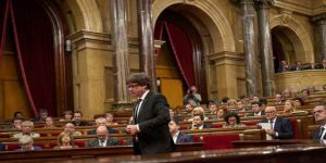 İspanya Hükümeti, Katalonya'nın Özerkliğini Askıya Alabilir