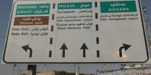 Erbil-Kerkük Karayolu Trafiğe Kapandı