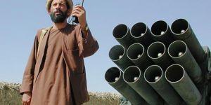 Taliban'dan Kâbil'deki NATO Merkezine Füze Saldırısı!