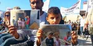 Sakız Adası'ndaki Göçmenler Zor Durumda!