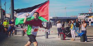 ABD'nin Vize Vermediği Filistinli Koşucu İstanbul Maratonu'na Katılacak