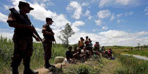 Myanmar Ordusu Arakan'ın Bazı Bölgelerinden Çekiliyor