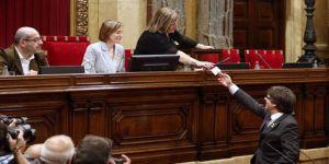 Korsika'dan Katalonya'ya Destek Açıklaması