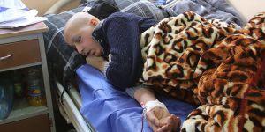 Irak'taki Kanser Vakalarında Korkutan Artış!