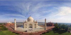 Hindistan'da Taç Mahal Üzerinden Siyasi Kutuplaşma