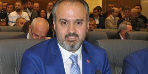 Bursa'da Belediye Başkanlığına Alinur Aktaş Seçildi