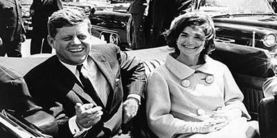 Kennedy Suikastına İlişkin 676 Yeni Belge Daha Açıklandı