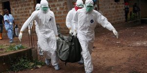 Kongo'da Eboladan Ölenlerin Sayısı 2 Bini Aştı