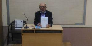 "Akhisar Özgür-Der'de ""Dinler Tarihi Neden Önemli?"" Konferansı"