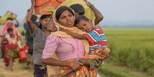 """Fransa'dan Myanmar'a """"Arakan'daki Şiddete Son Ver"""" Çağrısı"""