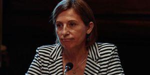 Eski Katalan Meclis Başkanı İçin 'Kefalet Şartlı' Tutuklama Kararı