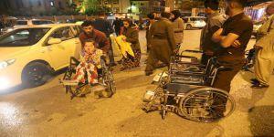 Irak Kürdistanı'nda 7,2 Büyüklüğünde Deprem