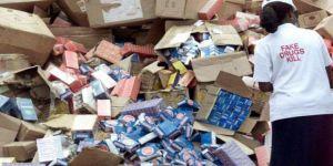 Nijerya'da Sahte İlaç Tartışması Devam Ediyor
