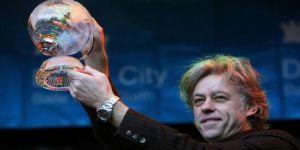 Myanmar'a Tepki Gösteren Bob Geldof, Dublin Özgürlük Ödülü'nü İade Ediyor