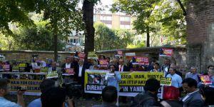 Kocaeli Özgür-Der'in Halep Katliamını Protesto Eylemine Ceza!