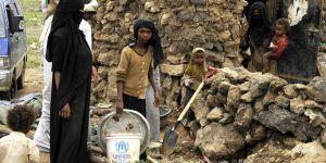 """""""Yemen'deki Mültecilere Yardım Malzemeleri Ulaştırılamıyor"""""""