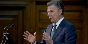 Kolombiya Devlet Başkanı Santos'tan Kongre'ye FARC İçin Çağrı