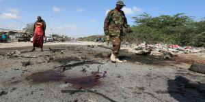 Eş Şebab'dan ABD Konvoyuna Bombalı Araç Saldırısı!