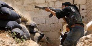 Direnişçiler Batı Guta'da Rejim Saldırısını Püskürttü!