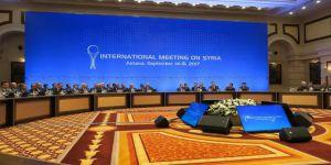 Rusya'nın Soçi Planı Cenevre ile Rekabet Ediyor