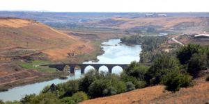 Dicle Nehri Yatağı Tamamen Islah Edilecek