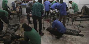 Doğu Guta'da Son 24 Saatte 4'ü Çocuk 15 Sivil Öldü