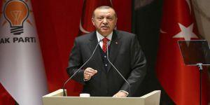 Cumhurbaşkanı Erdoğan'dan Merkez Bankasına Faiz Tepkisi