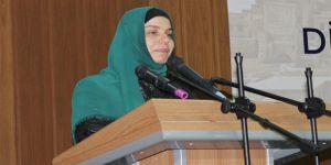 Diyanet'e İlk Defa Kadın Başkan Yardımcısı Atandı