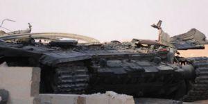 1 Yılda Esed Rejimine Ait 403 Tank Tahrip Edildi