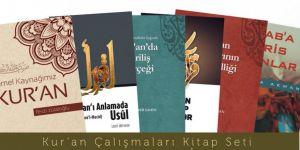 Ekin'den Kur'an Çalışmaları Kitap Seti Kampanyası