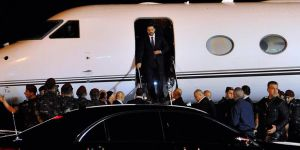 Saad Hariri Lübnan'a Döndü