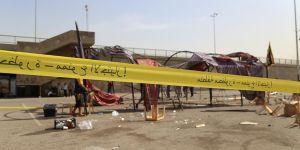 Bağdat'ta Canlı Bomba Saldırısı: 11 Ölü