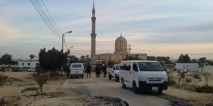 Mısır'daki Cami Saldırısı: Can Kaybı Sayısı 309'a Yükseldi!