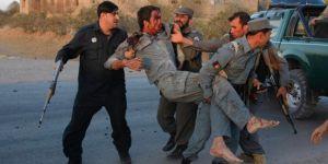 Taliban Nimruz'da Askeri Kontrol Noktasını Bastı: 9 Ölü!
