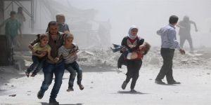 Doğu Guta'da İnsanlar Açlıktan Ölüyor