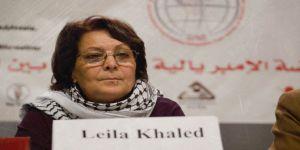 İtalya Leyla Halid'in Ülkeye Girişine İzin Vermedi