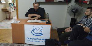 Sivas Özgür-Der'de 'Ruh' Kavramı Konuşuldu