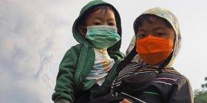 Kirli hava dünya genelinde 2 milyondan fazla çocuğu öldürüyor