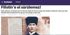 Atatürk Asparagasına Filistin Güncellemesi