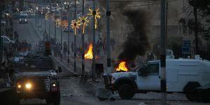 Batı Şeria ve Gazze'deki Eylemlere İşgalci İsrail'den Müdahale!