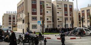 TİKA'nın Gazze'de İnşa Ettiği Konutlar Filistinlilere Teslim Edildi