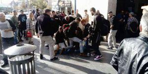 Kudüs'te Bıçaklama Eyleminde Bir İşgalci Ağır Yaralandı