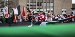 ABD'nin Kudüs Kararı Kanada'da Protesto Edildi